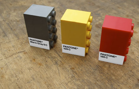 Pantone-Lego