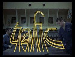 Trafic-title-screen